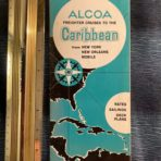 Alcoa: Freighter Cruises Folder