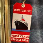 USL: SS United States FC RED Baggage Tag