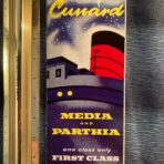 Cunard: Media -Parthia interiors Booklet