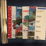 Chandris Line: Amerikanis 5 Flyer Lot;