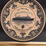HAL: Noordam Blue Delft Souvenir Plate