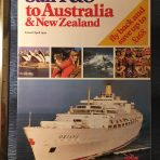 P&O: Sail to Australia and New Zeeland 1979.