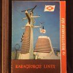 Karageorgis Lines: F/B Mediterranean Interiors brochure