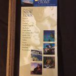 Regal Cruises: Regal Empress 2002 folding Brochure.