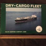 Baltic Shipping: Dry Cargo Fleet Brochure.