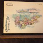 Costa Line: Caribbean Cruises 1990 Mega Brochure