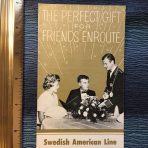 "SAL: Gift Brochure for ""Friends Enroute"""