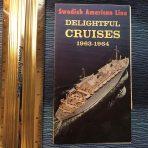 SAL: Delightful Cruises 1963-64