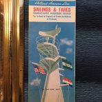 HAL: 1965 Sailings and Fares Schedule