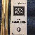 NAL: Oslofjord Deck Plan