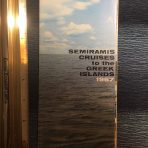 Epirotiki Cruises: 1967 Semiramis Brochure DP