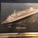 HAL: Westerdam Fact Sheet fro Meyer Werft