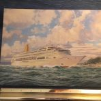 P&O: Oriana Portrait Meyer Werft Fact Sheet