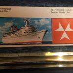 German Atlantic: Hanseatic Deck Plan