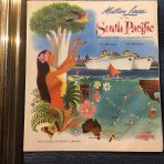 Matson Line: To The South Pacific: New Mariposa and Monterey Huge Fold Out Premier DP