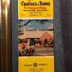 Cruise and Tours Everywhere Steamship Schedules December 15 1971