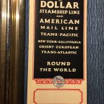 Dollar Steamship Line: Schedule for 1928 for Dollar and American Mail