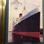 Titanic Commutator : V13, Number 1, 1989 Journal for the Titanic Historical Society.
