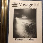 Voyage 54: Winter 2005 Journal of the Titanic International Society
