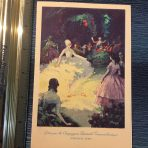 French Line: De Grasse Concert Program 1926
