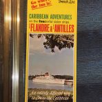 "French Line: SS Antilles & Flandre ""Funderful"" Sisters of the Caribbean Adventures"