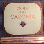 Cunard Line: The New RMS Caronia Primo Intro brochure