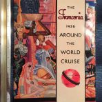Cunard Line: Franconia ATW brochure for 1936