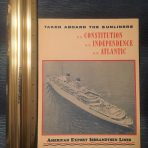American Export: Souvenir Picture and folder