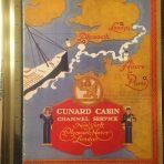 Cunard: Cabin Channel Service Brochure