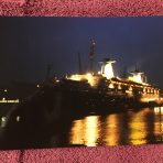 NCL: SS Norway Early Color Photo Duplicate