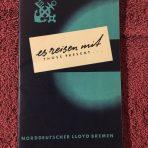 NDL: SS Bremen V Passenger List 1965