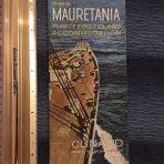 Cunard Line: Mauretania 2  … First Class Plan
