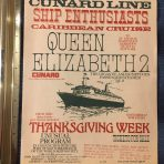 Cunard Line: QE2 Ship Enthusiasts Cruise