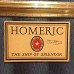 White Star: Homeric Small Brown Brochure