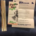Waterman: Puerto Rico Guide and cruise letter