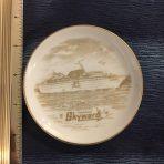 NCL: Skyward Portrait Souvenir Dish