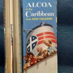 Alcoa: Caribbean from New Orleans Color brochure- plan
