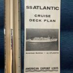 American Export: Atlantic Deckplan