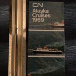 CN: Alaska Cruises 1969 ss Prince George