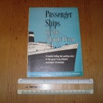 Passenger Ships of the Atlantic Ocean booklet