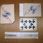 French Line: 50's deck of cards
