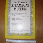 Winona Steamboat Museum Pamphlet