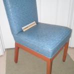 United States Lines: SSUS First Class Sports Deck Playroom chair Repriced and relisted!