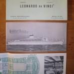 Leonardo Da Vinci Deckplans