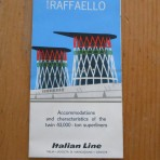 Italian Line: Mike and Ralph cutaway deckplan Restocked! MM17