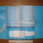 HAL: Nieuw Amsterdam Miniature Cruise deckplan