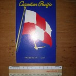 Canadian Pacific: Empress of England Passenger List