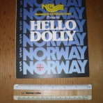 NCL: Norway (ex France) Hello Dolly program.
