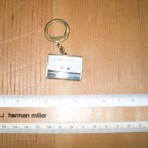 German Atlantic Line: Hsnseatic Keychain