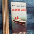 United States Lines: SSUS Ultimate deckplan